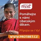 O.S. MOST - pomoc pro Tibet