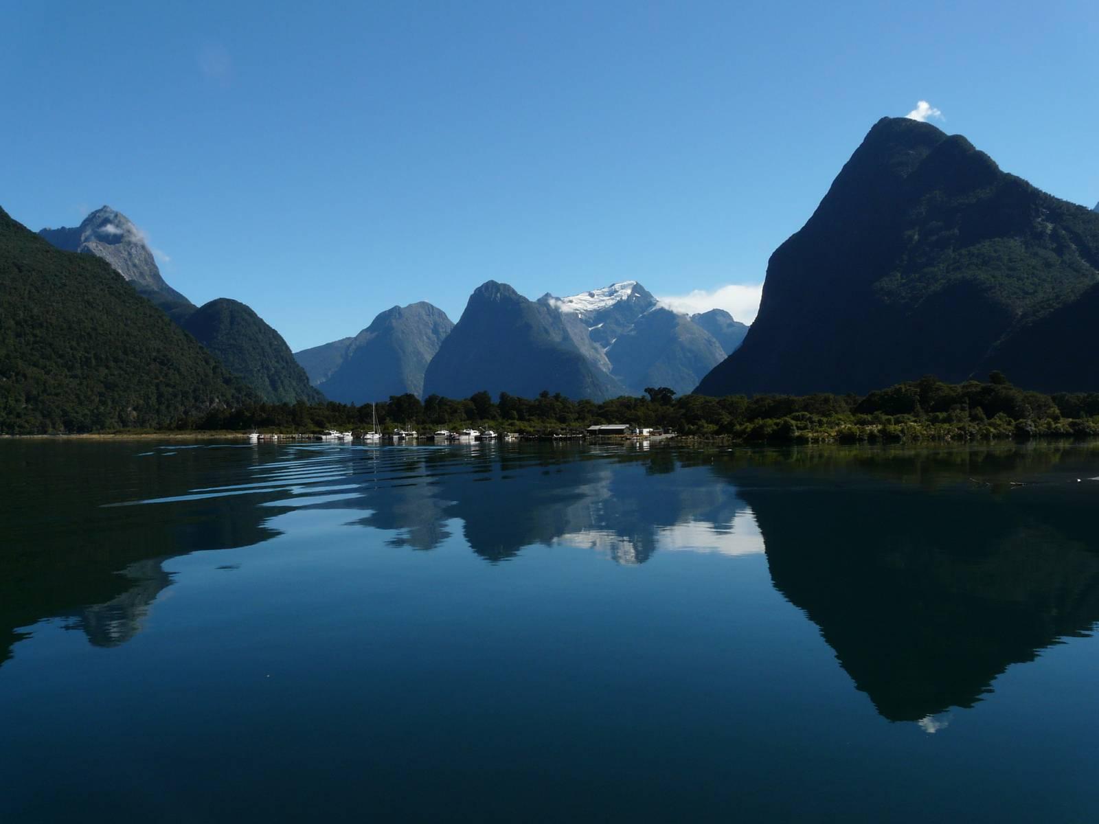 Nový Zéland Facebook: Zájezdy CK Alpina