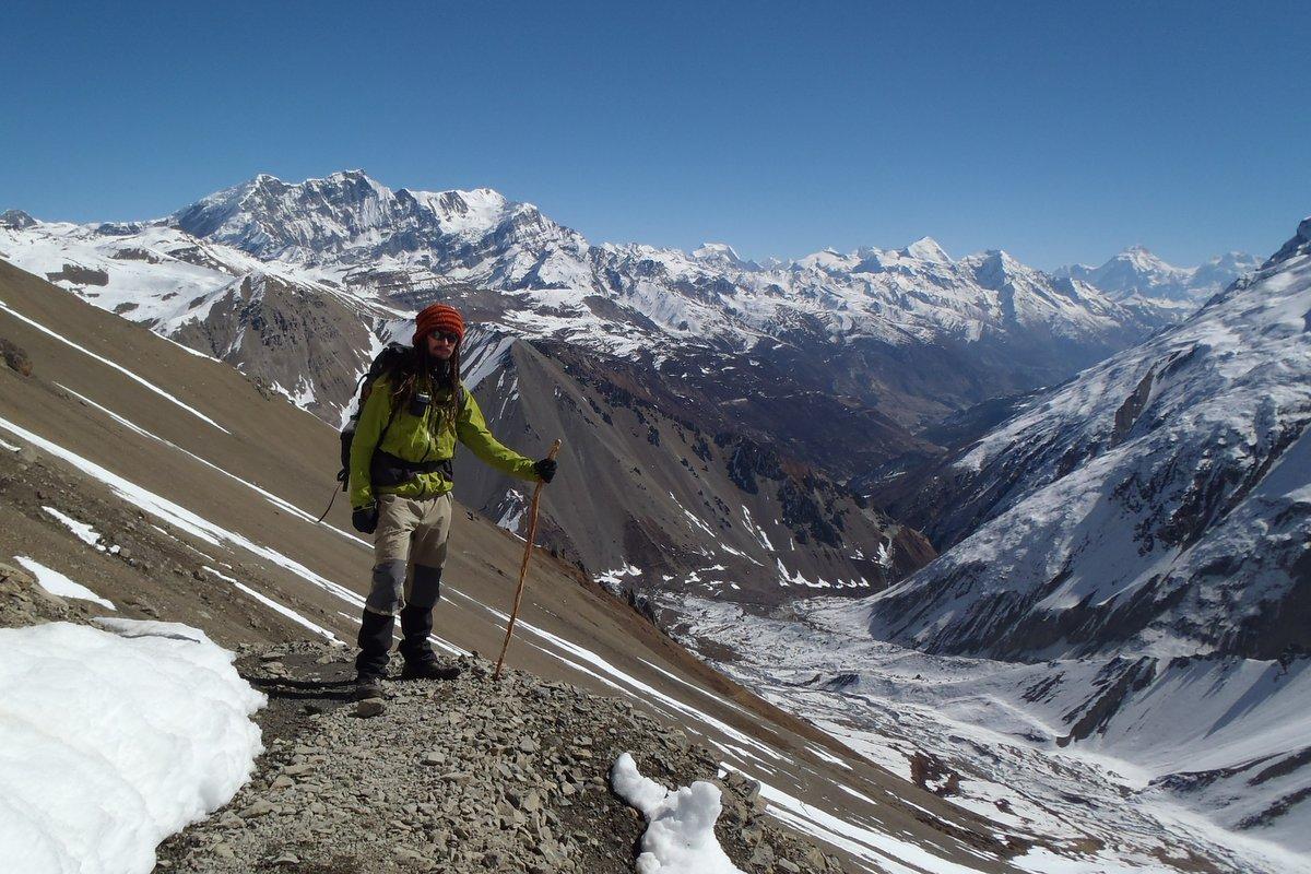 Nepál - trek okolo Annapuren 385833a9ebb